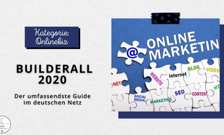 Builderall 2020 - Beitragsbild